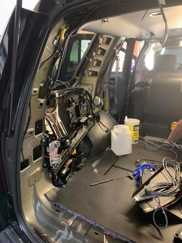 NYSPSEL vehicle wiring