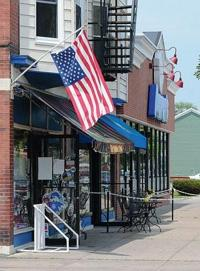 Upside Down Flag Is Legitimate Sign Of Protest Shop Owner Says News Fltimes Com