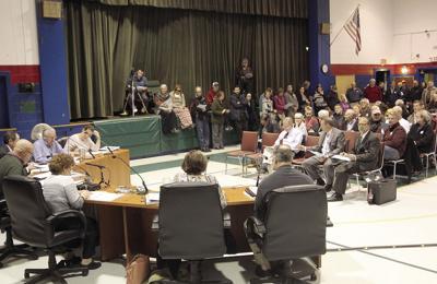 Seneca Falls Town Board meeting