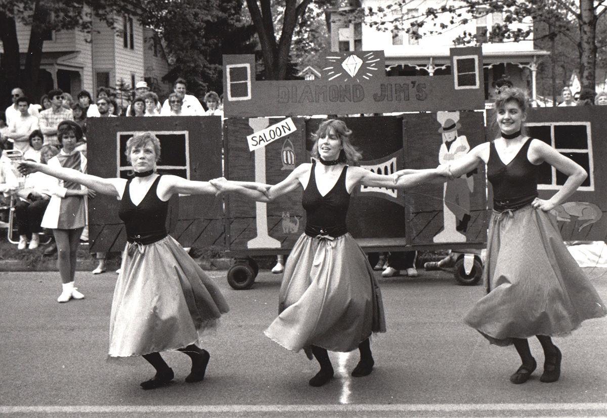 Seneca Falls Pageant of Bands