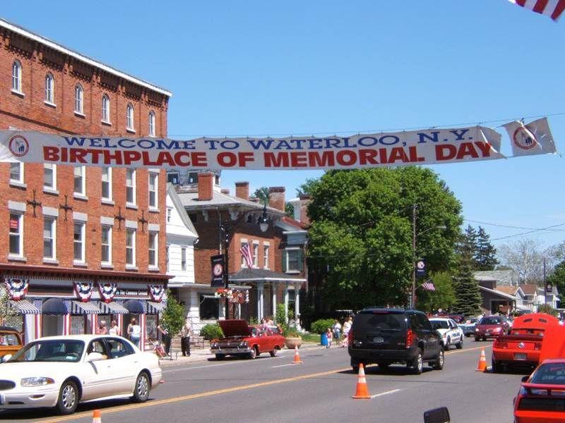 Memorial Day Waterloo