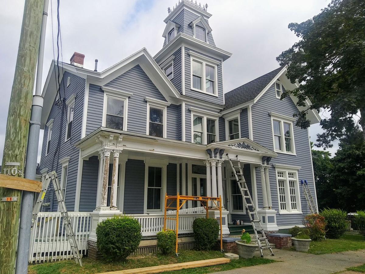 Garlock house exterior