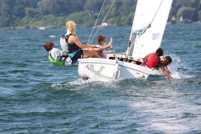 Seneca Sailing Academy Flying Scots