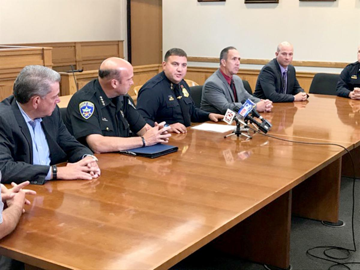 Geneva City Council hail Police Chief Mike Passalacqua's handling of officer's arrest