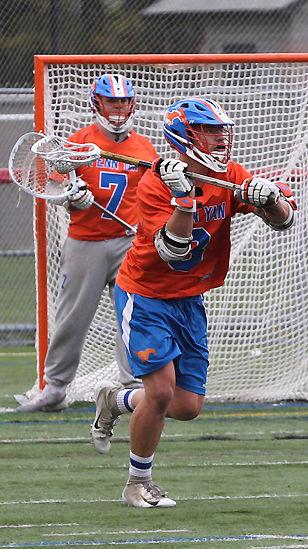 Penn Yan at Fairport boys lacrosse