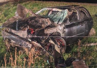 Yates crash