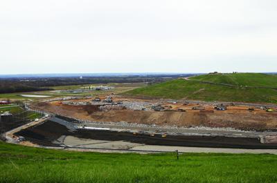Seneca Meadows Landfill odor remediation