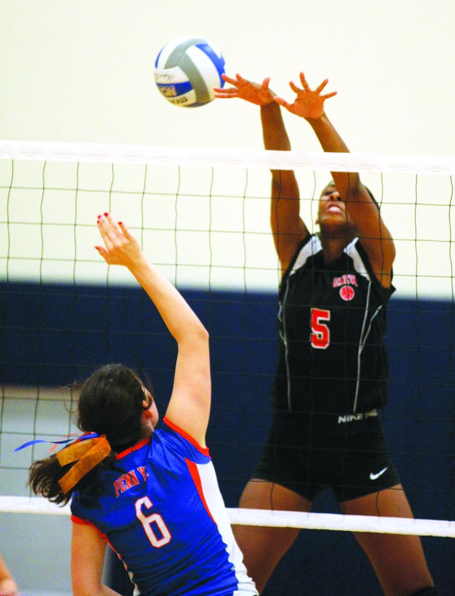 Girls Volleyball Panthers Sweep Past Mustangs Sports