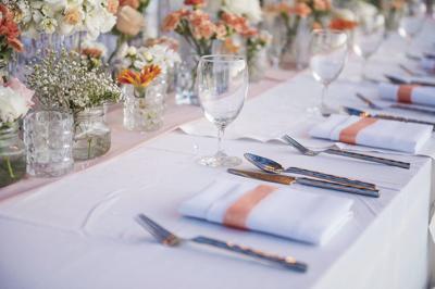 Wedding reception costs