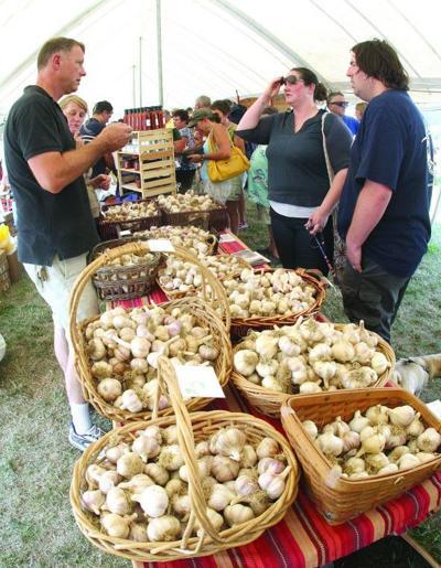 Fox Run Garlic Festival