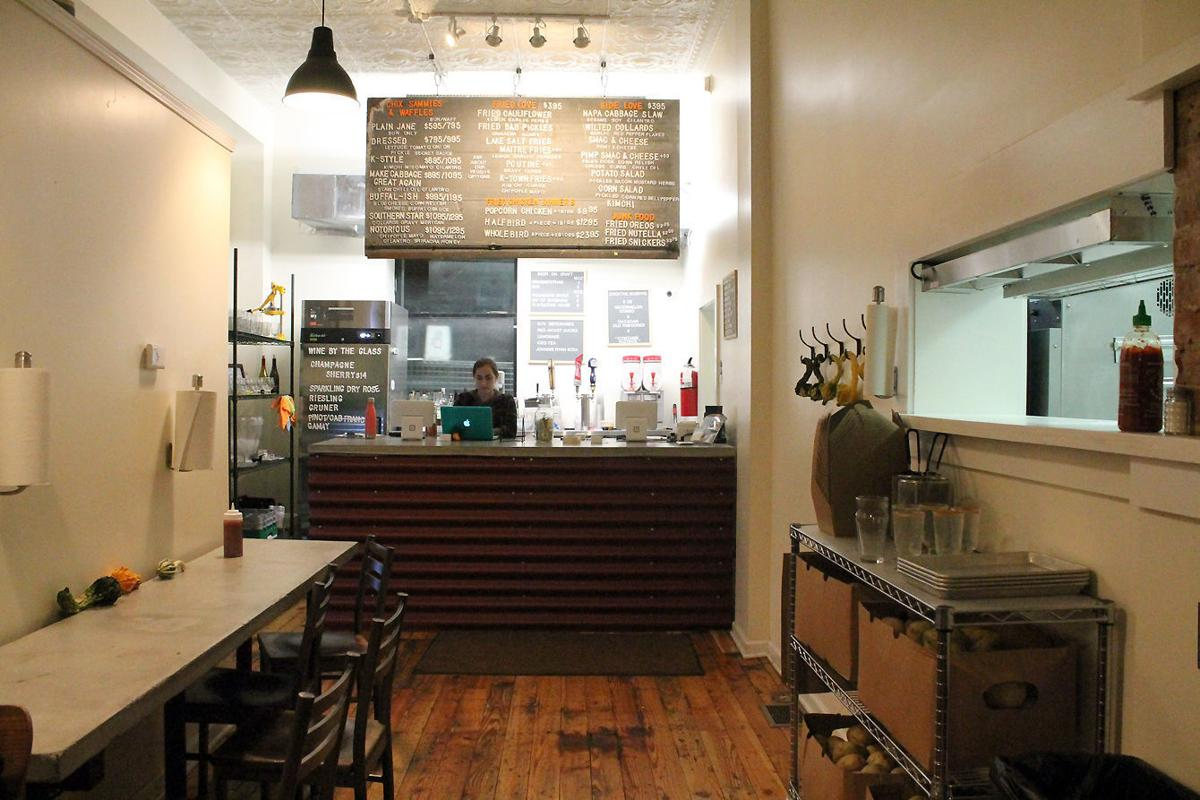 FLX Fry Bird becomes a lunch spot on Linden St.