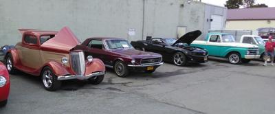 Dundee car show