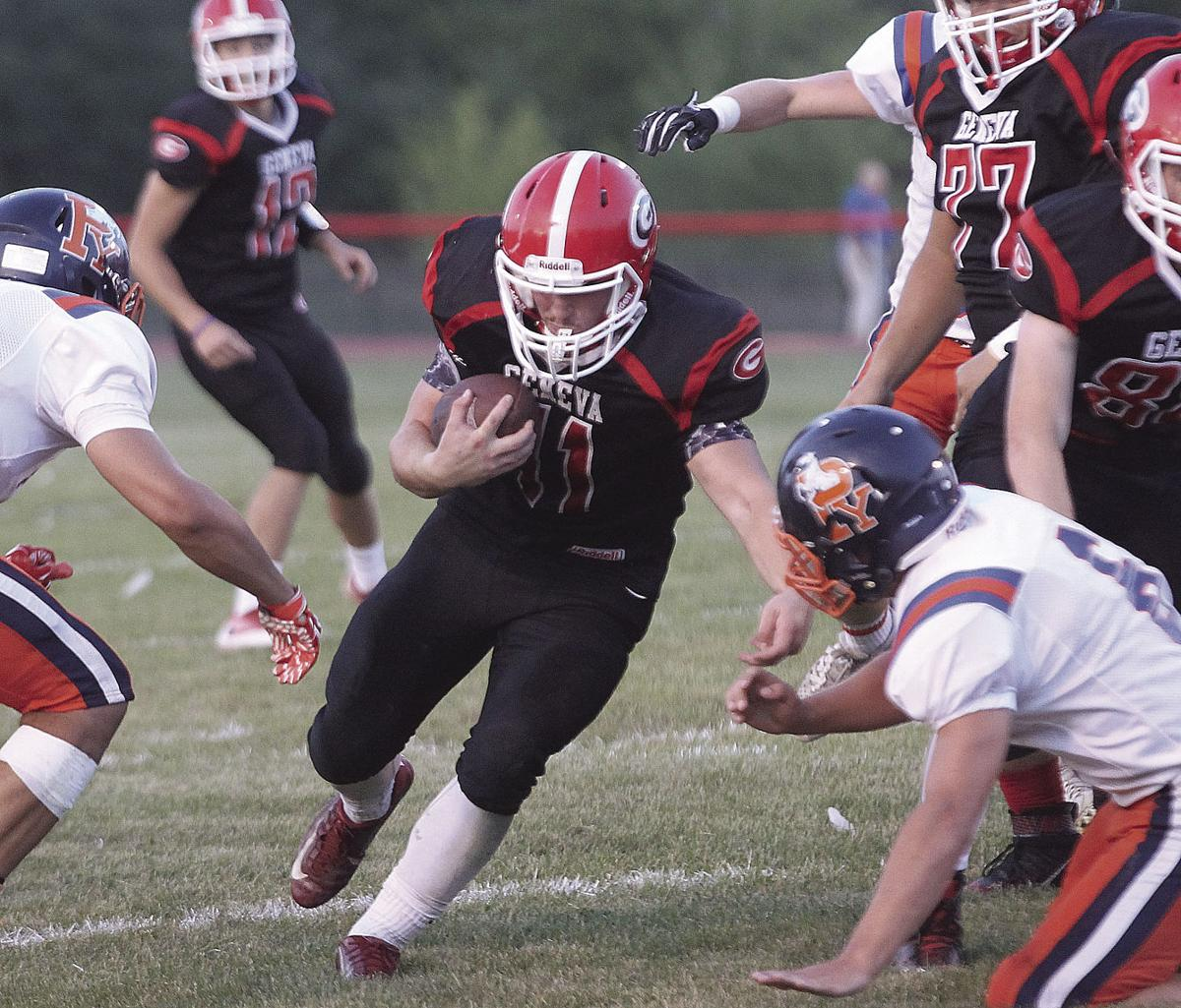 High School Football Local Standouts Earn All State