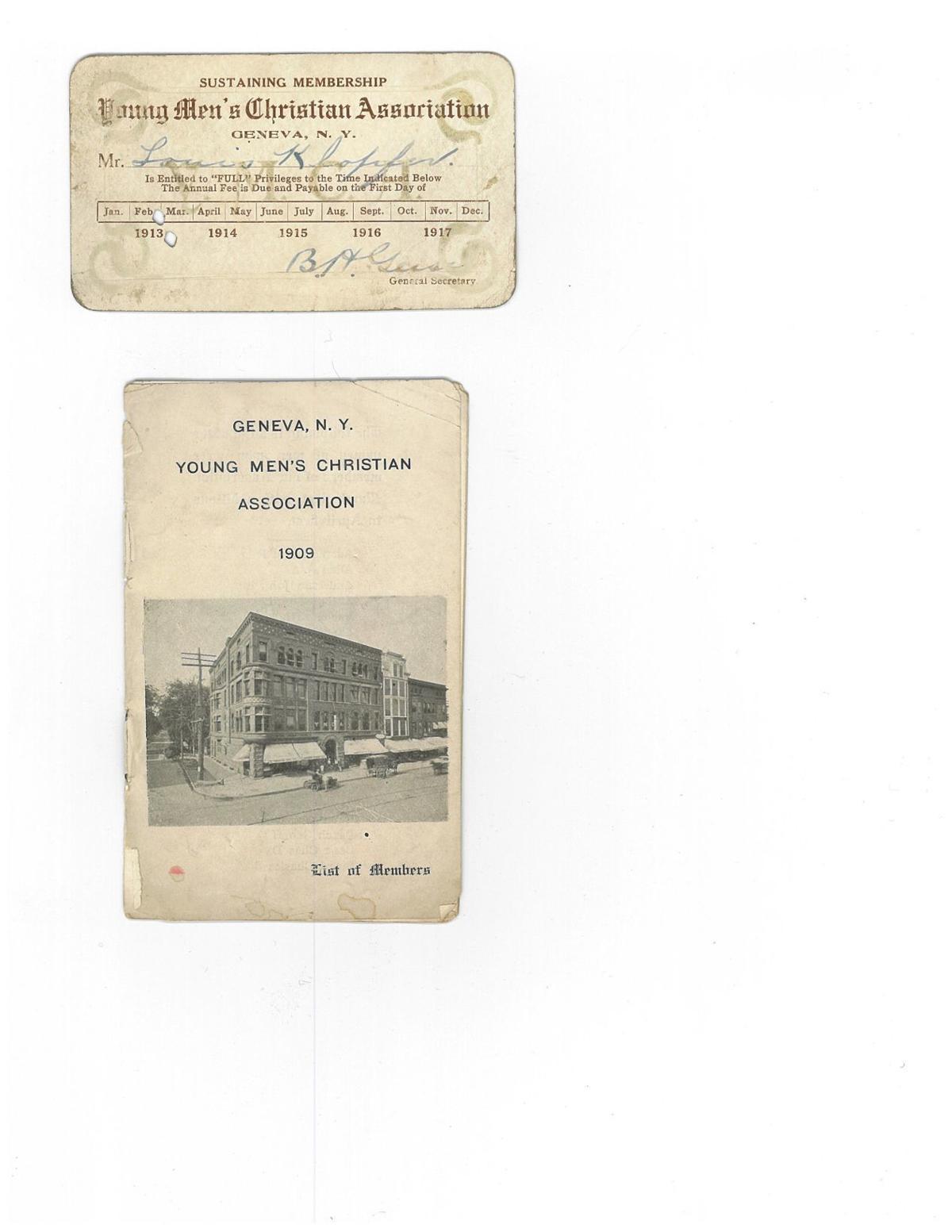 Geneva YMCA history