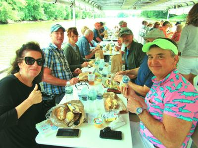 Lyons canal cruise weekend called big success