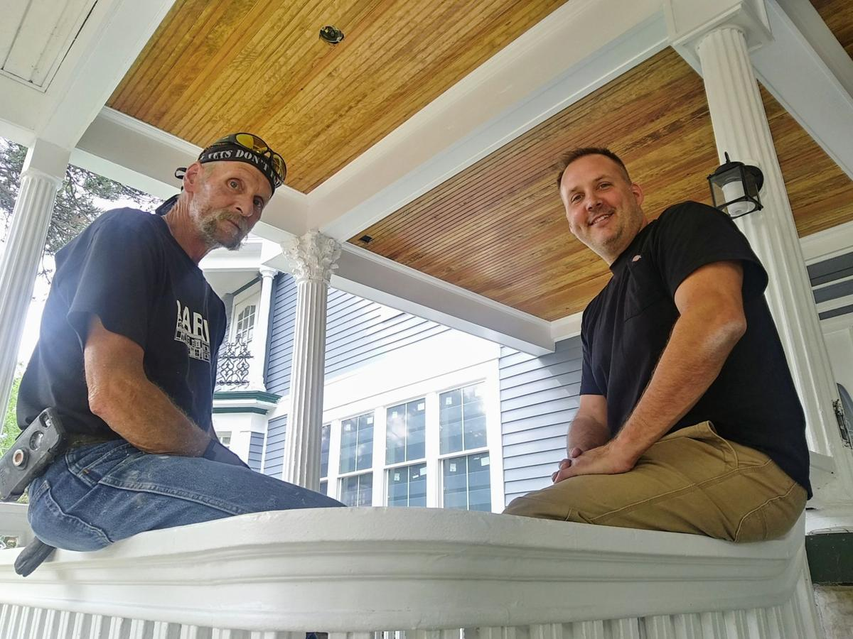 Tom and contractor
