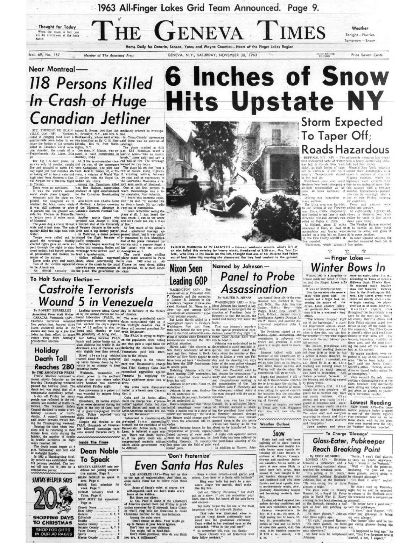 November 30, 1963