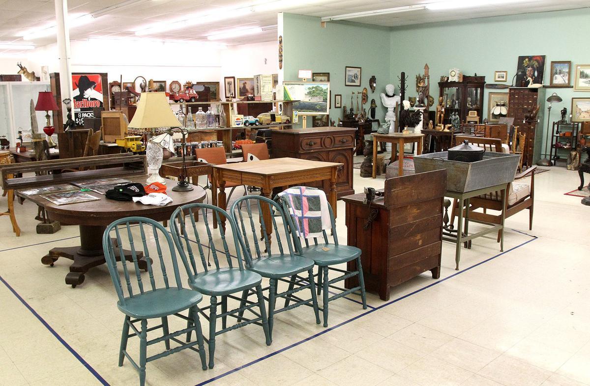 Upstate Antique Center