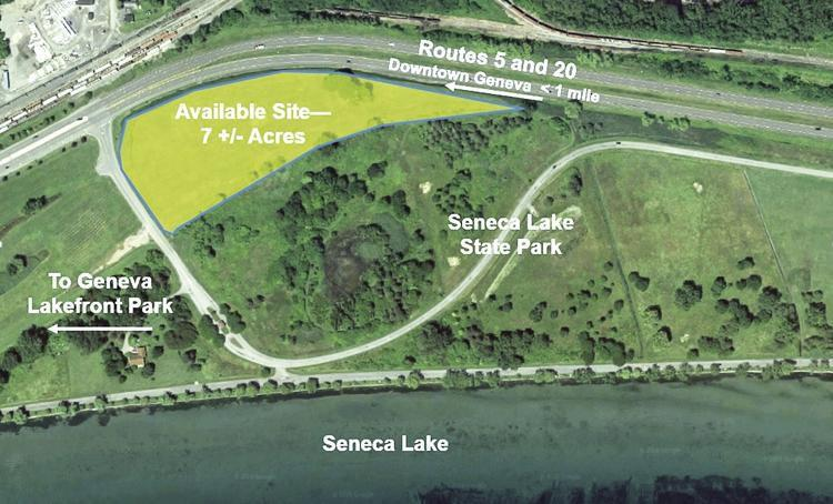 City of Geneva sells land along 5&20 to New York State
