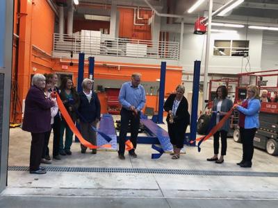 Penn Yan School District shows off new transportation center