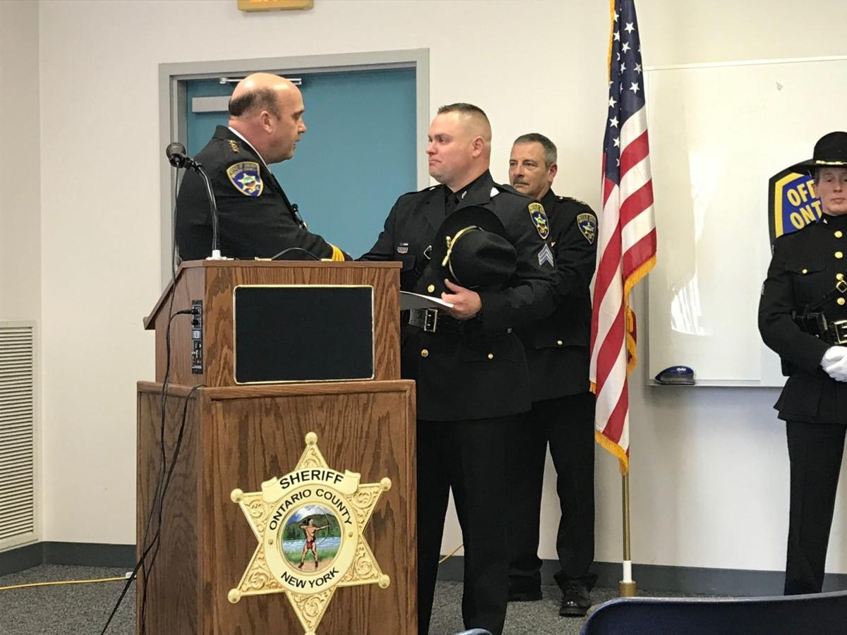 Sheriff's office hands out annual awards | News | fltimes com