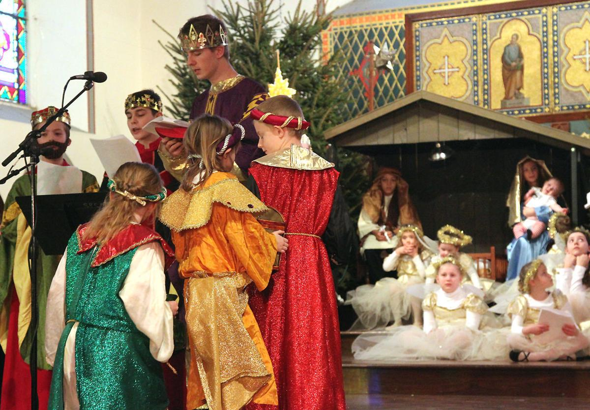 Christmas Pageantry