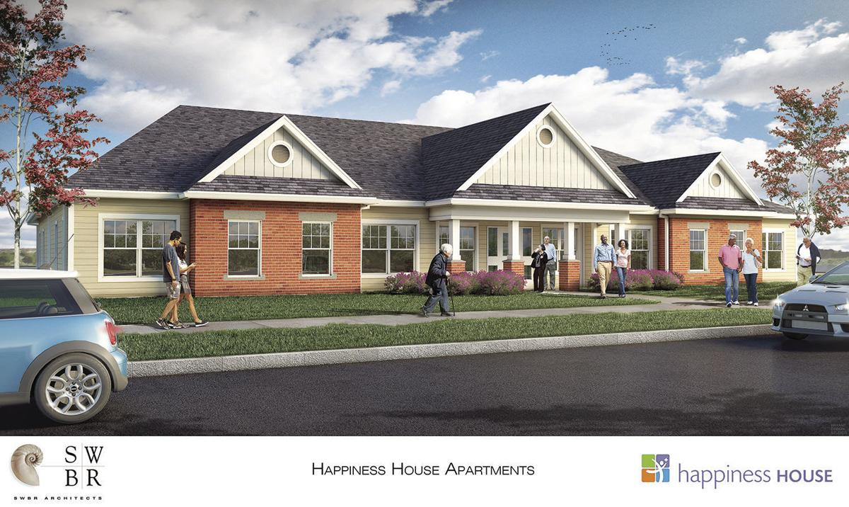 Happiness House Apartments