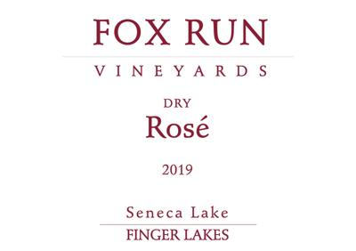Fox Run dry rose