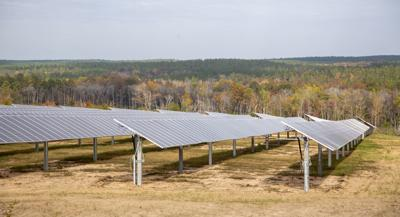 Massive solar project could be coming to the former depot in Seneca County