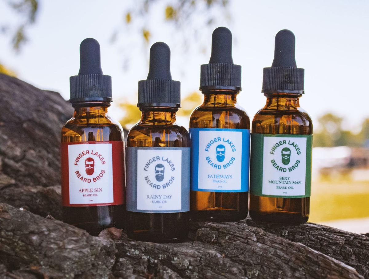 Beard Bros oils