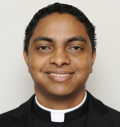 The Rev. Erick Viloria