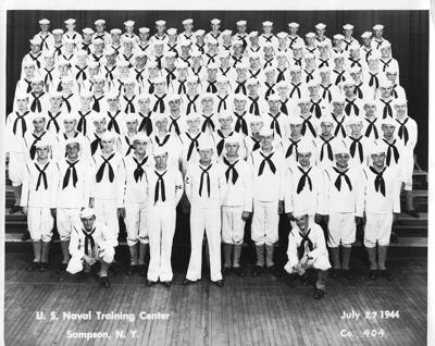 Sampson Class of 1944
