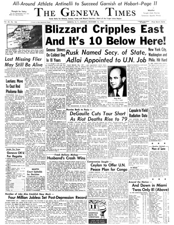 December 12, 1960