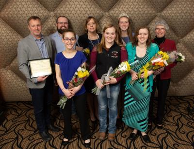 Leaders honored at Agriculture Appreciation Banquet in Ontario County