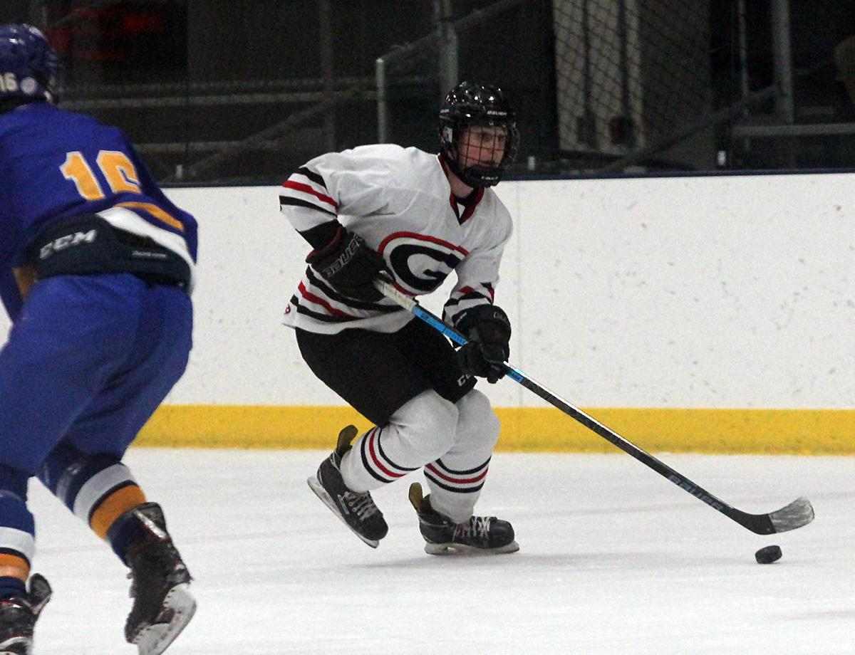 Irondequoit at Geneva hockey