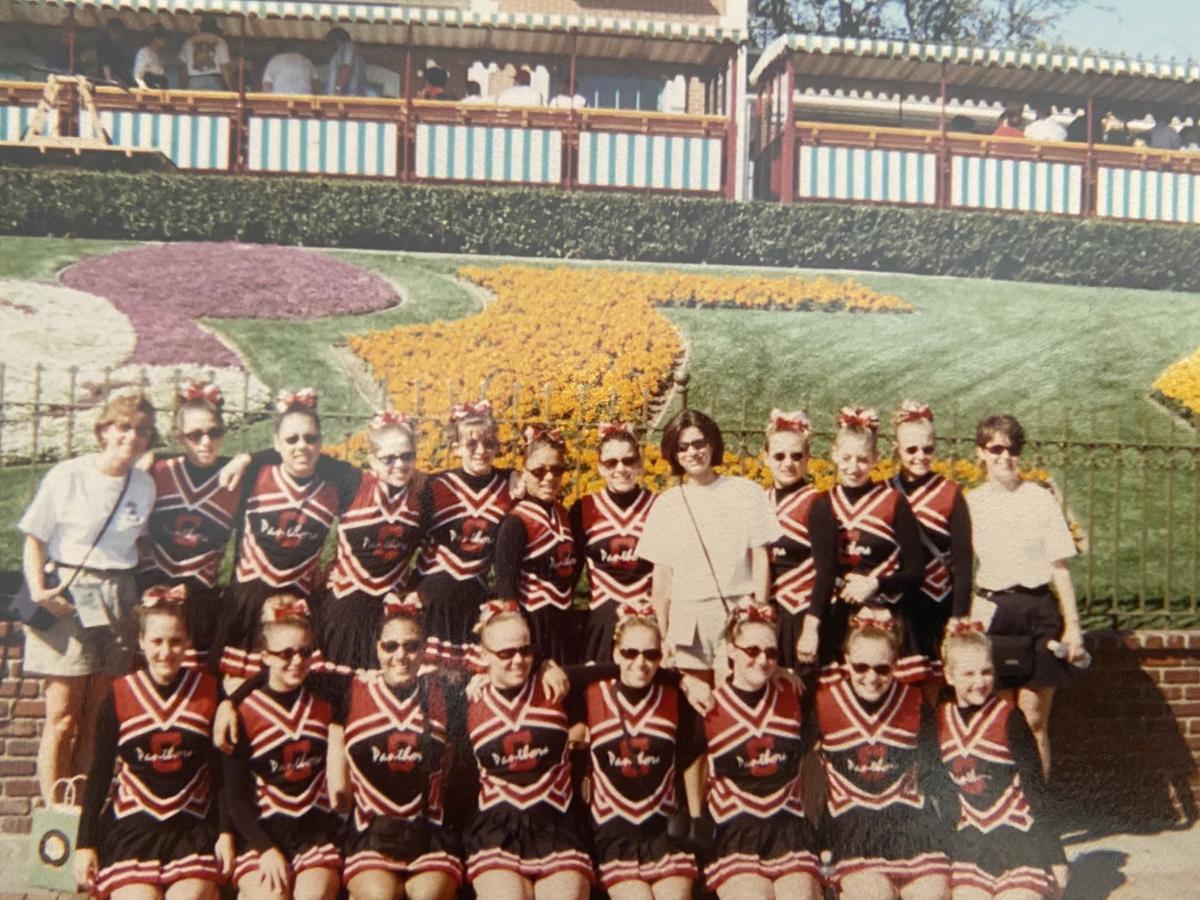 Beth Mabry Cheerleading