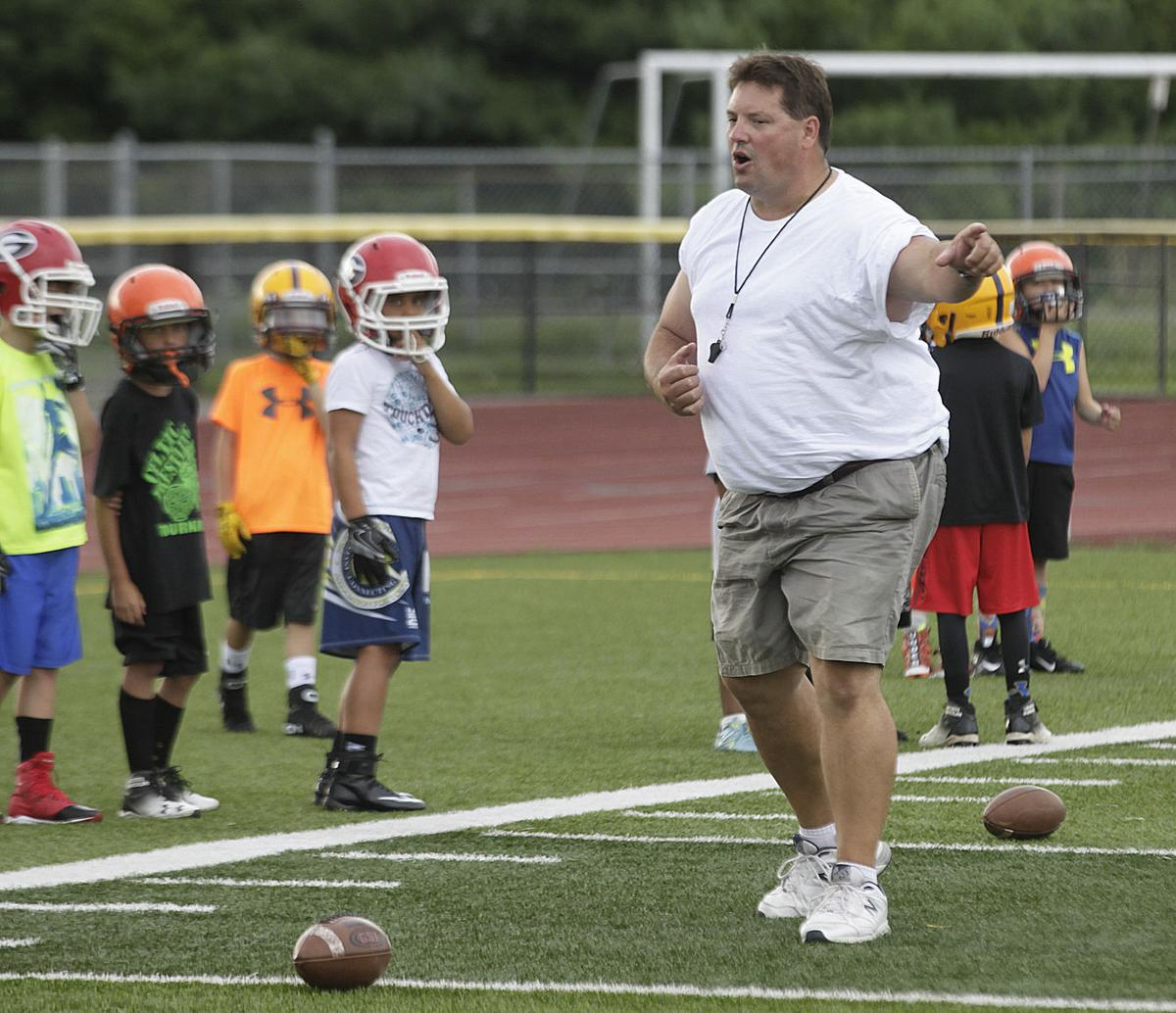 Finger Lakes Youth Football Camp