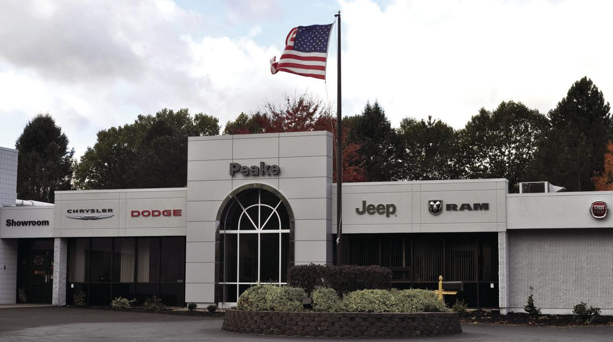 Business of the week peake chrysler dodge jeep ram fiat