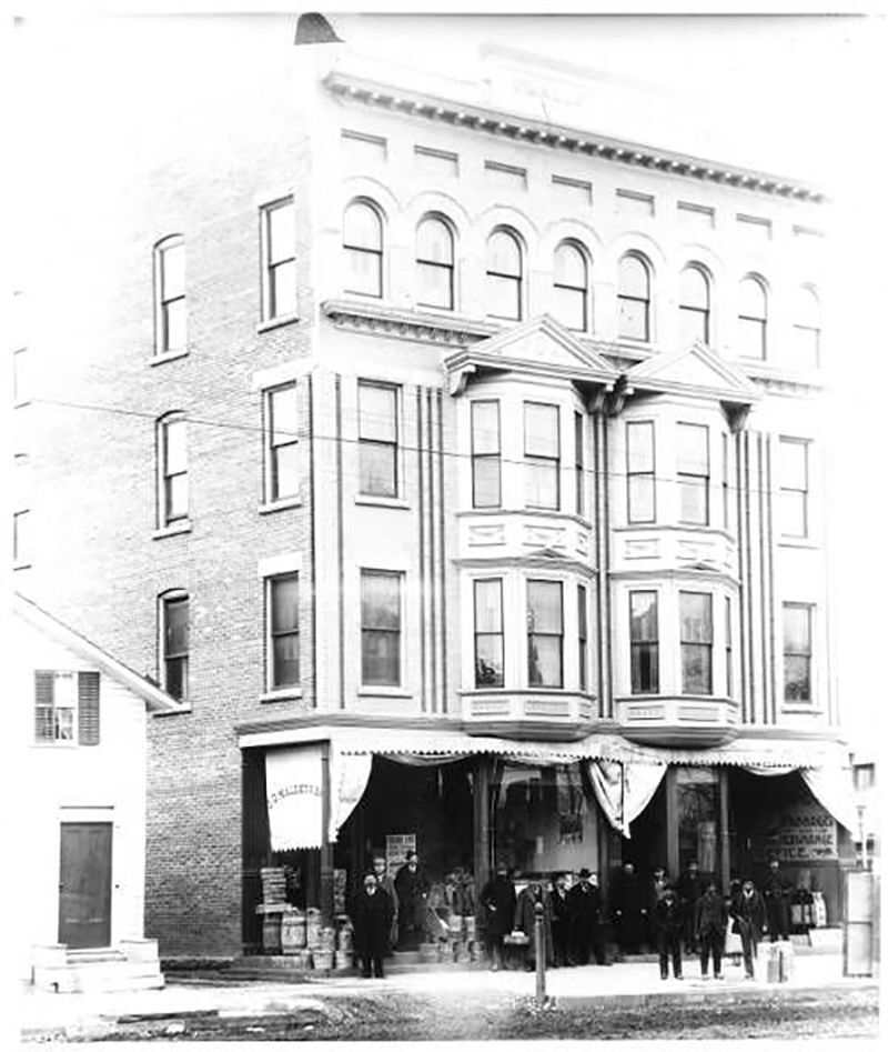 O'Malley Building downtown