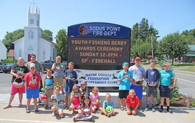 Wayne County Youth Fishing Derby