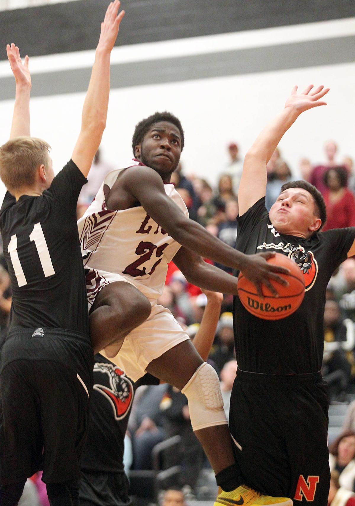 Lyons basketball