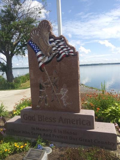 Sept. 11 monument