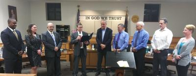 Proclamation for Council