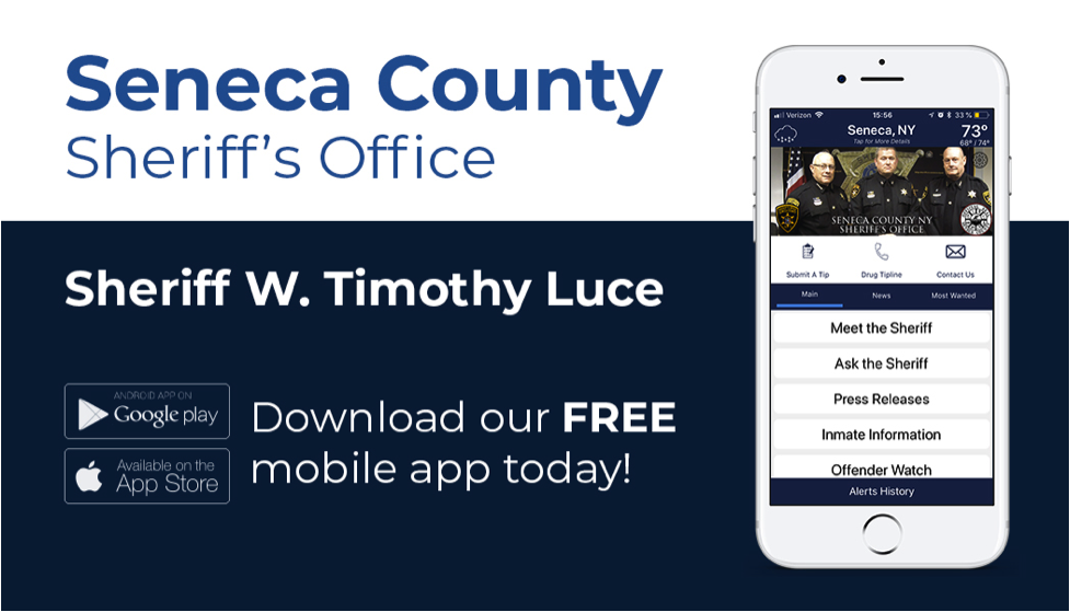 Sheriff Luce: App will help grow 'Community Policing' efforts