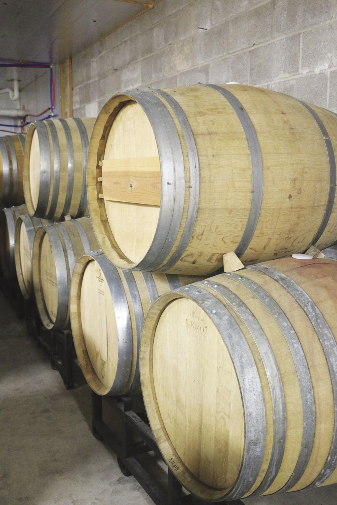 Bellangelo barrels