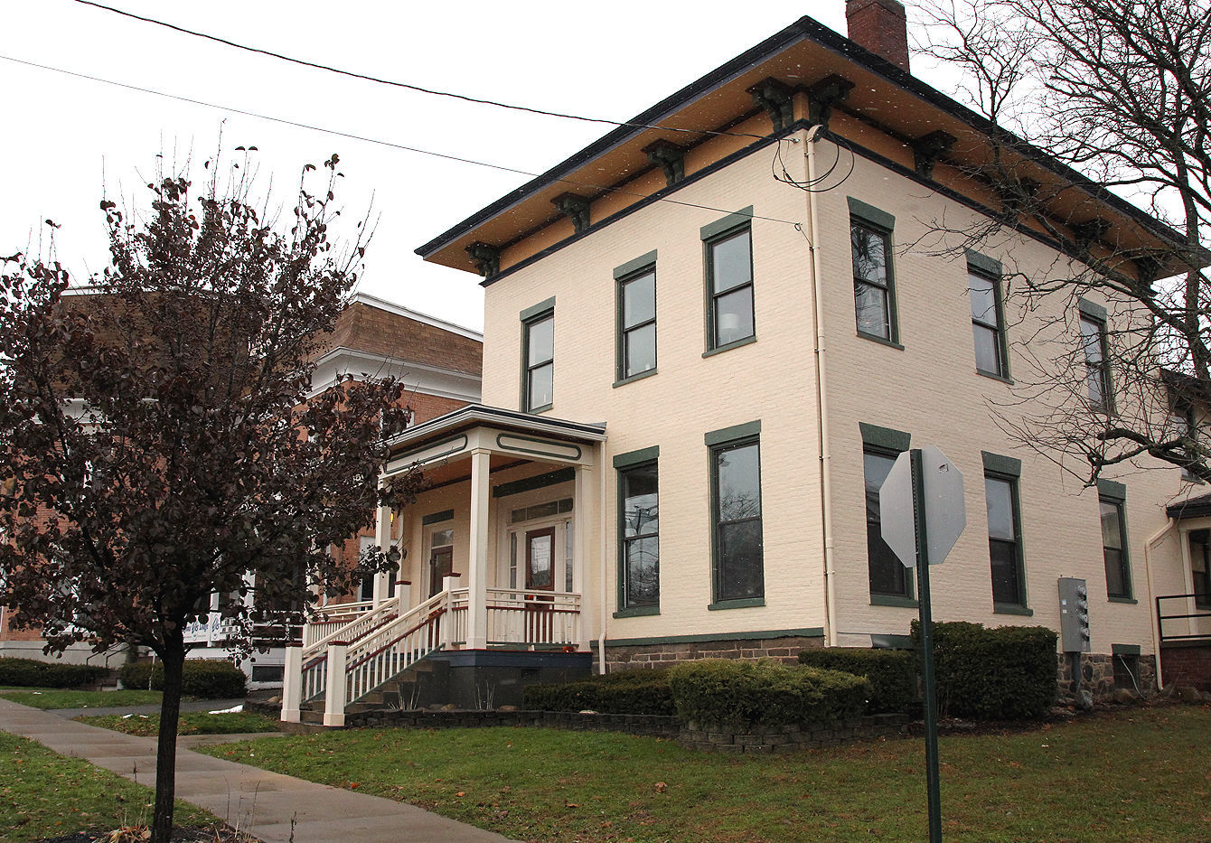 lyons couple breathes new life into historic building news rh fltimes com