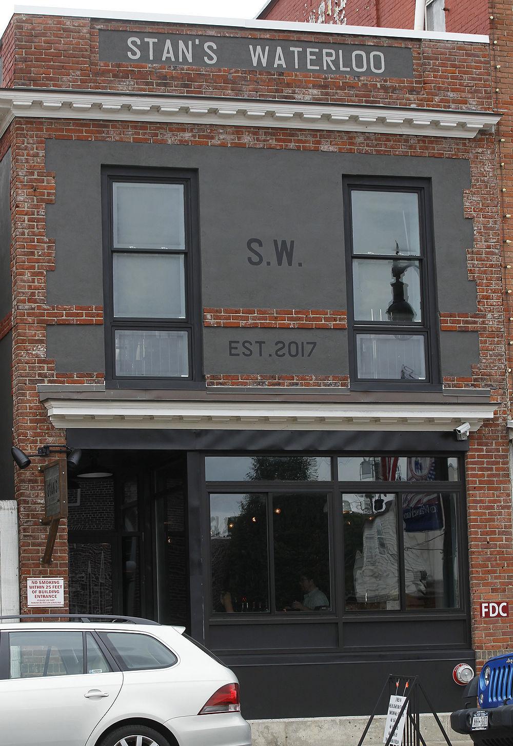 Stan's open in Waterloo