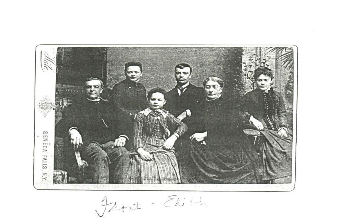Woodworth family portrait
