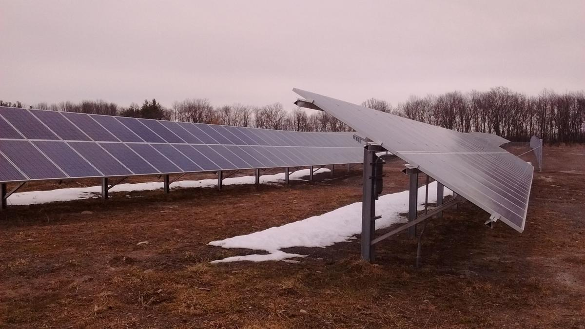 Hws Opens Second Solar Farm In Town Of Seneca Business