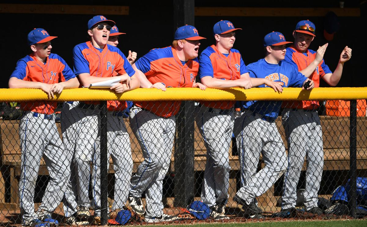Penn Yan vs. Newark baseball